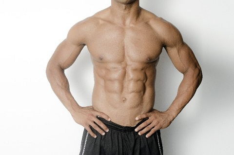 モテ男の理想の体脂肪率は「10%以下」だった