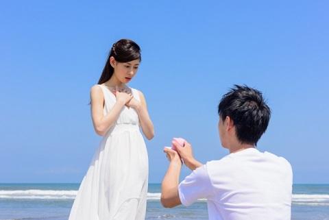 プロポーズの場所に「海」が選ばれる理由とは?