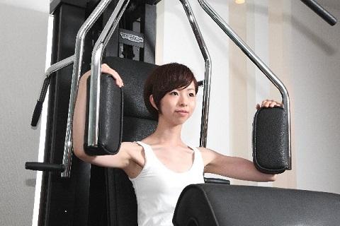 モテる筋肉が効率的に手に入る最大10回の負荷
